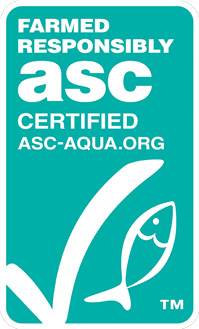 Logo for Aquaculture Stewardship Council (ASC)
