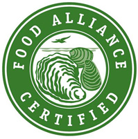 Logo for Food Alliance Shellfish